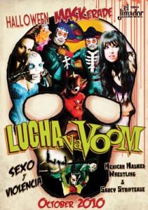 Lucha Vavoom October 2010