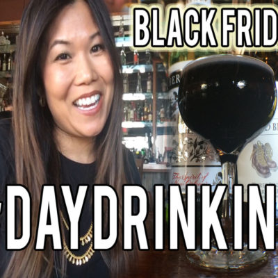 Black Cocktail for Black Friday