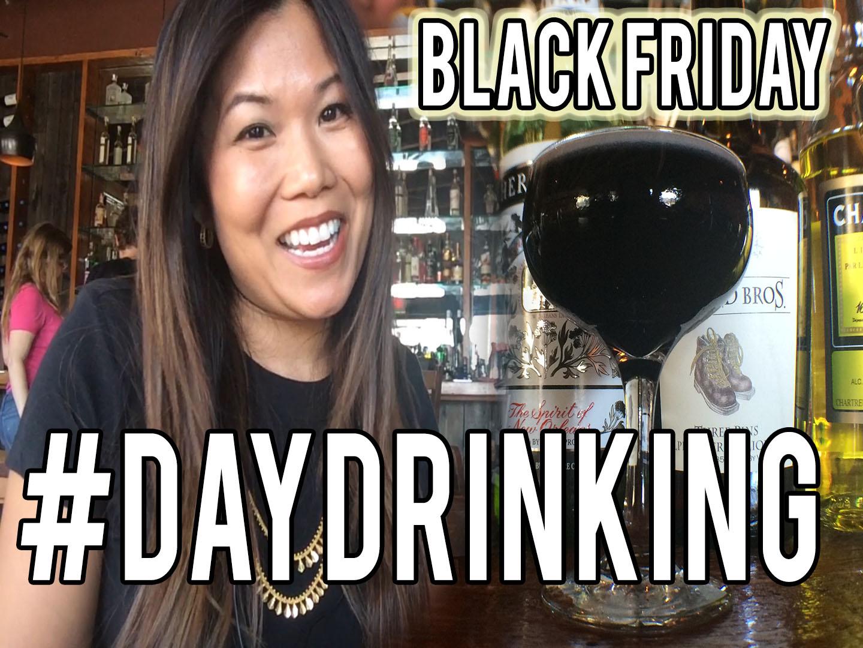 Black Cocktail for Black Friday