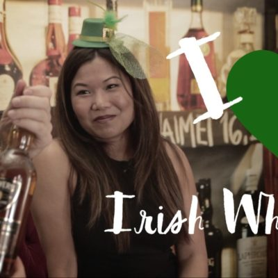 Jenn Wong Irish Whiskey